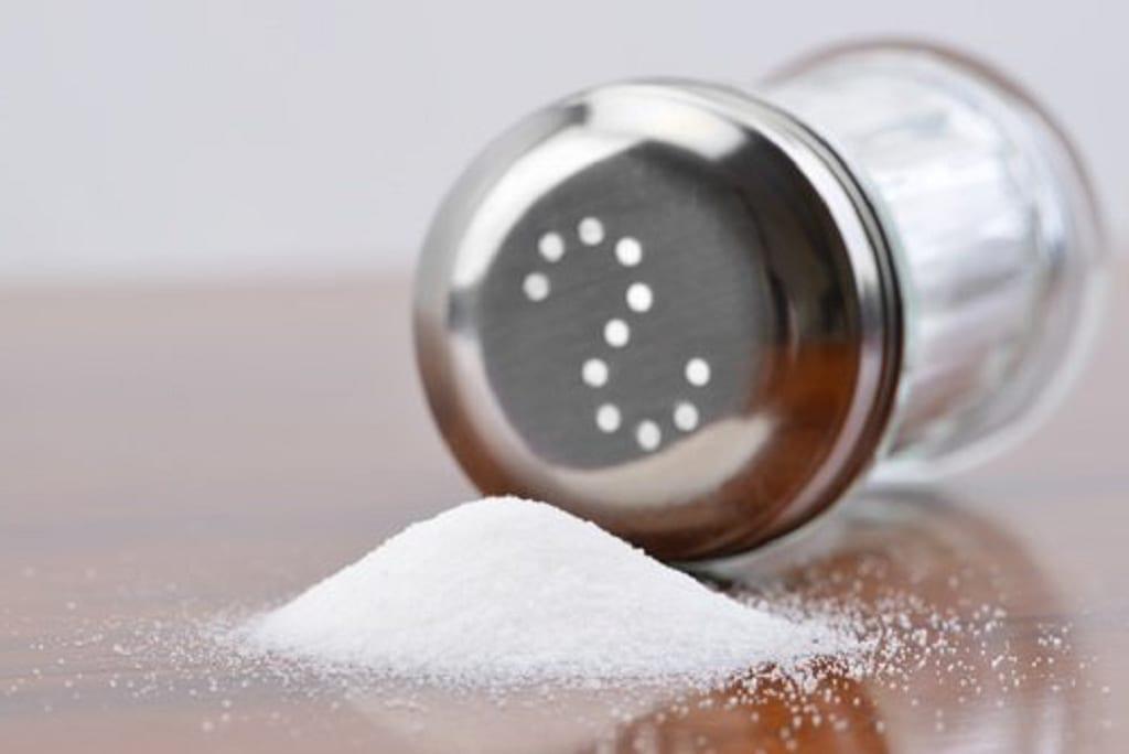 Salz ist überlebenswichtig im Outdoor Abenteuer